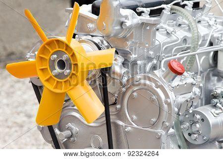Tractor Engine