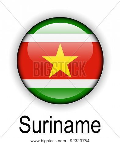 suriname official state flag