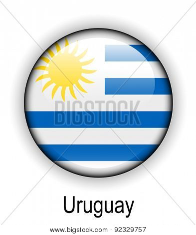 uruguay official state flag