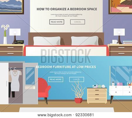 Bedroom Furniture Banner