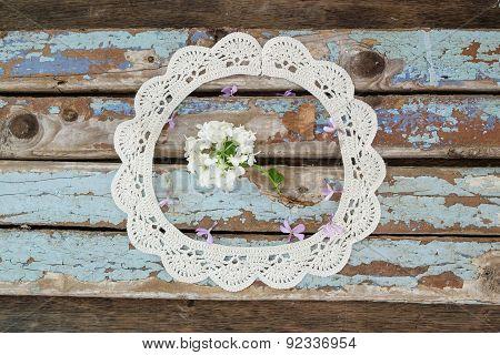 Details Decoration Saucers A Tablecloth