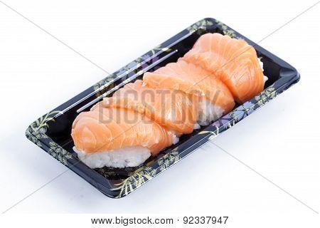 Sushi Salmon (nigiri)