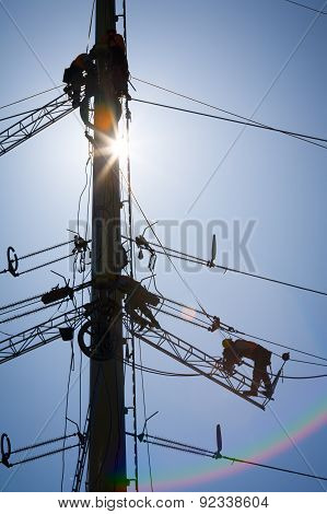 Power Grid Maintenance