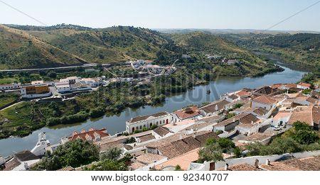 Portugal Alentejo Mertola