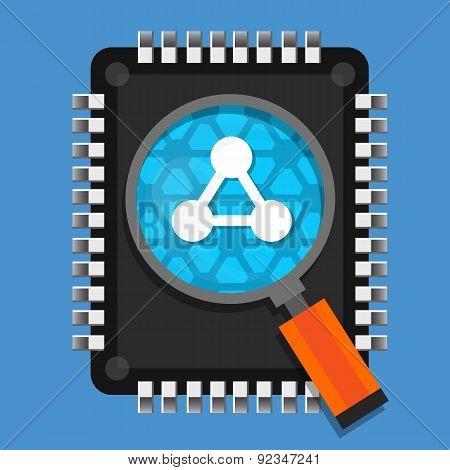 nano technology chip modern research