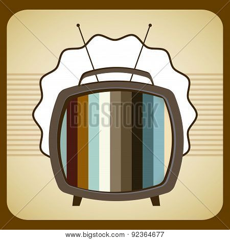 tv old design
