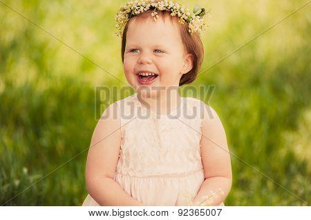 girl fun, children smile