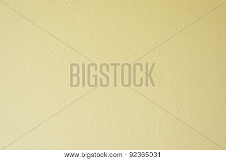 Pastel Pale Yellow Background.