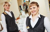 stock photo of catering service  - Restaurant catering services - JPG