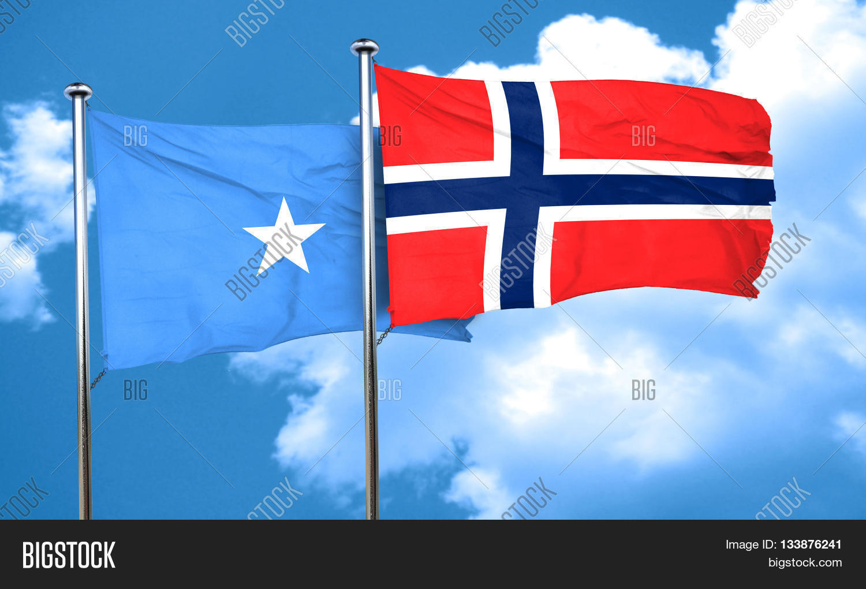 somalia flag norway flag 3d image u0026 photo bigstock