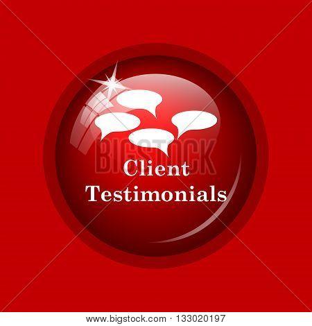 Client Testimonials Icon