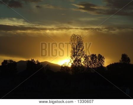 Sonnenuntergang 0