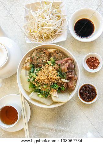 Noodle Hong Kong