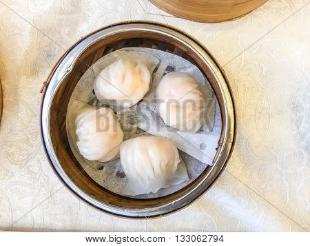 Chinese Food Har Gow