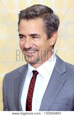 LOS ANGELES - JUN 4:  Dermot Mulroney at the 10th Annual Guys Choice Awards at the Sony Pictures Studios on June 4, 2016 in Culver City, CA