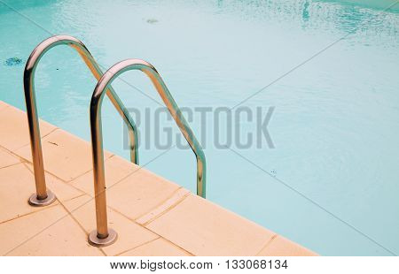 Ladder Of Pool