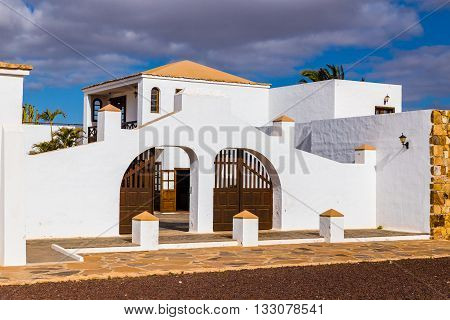 Museo del Queso Majorero - Antigua Fuerteventura Canary Islands Spain