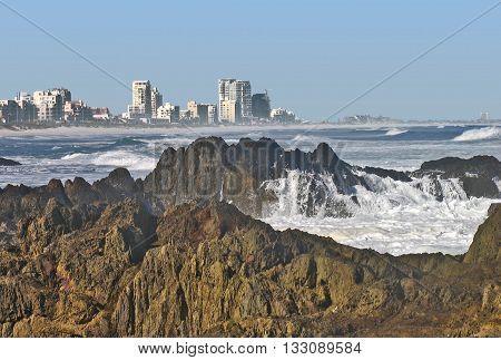 Blouberg Strand, Rough Sea, Cape Town South Africa 75