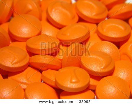 Orange Tablets