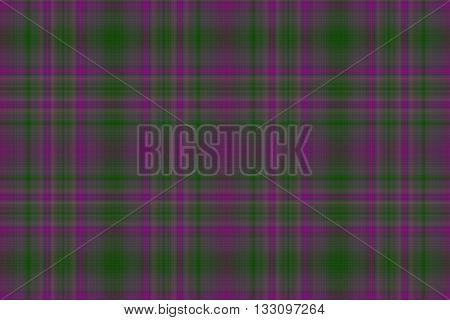Illustration of dark green and violet checkered pattern