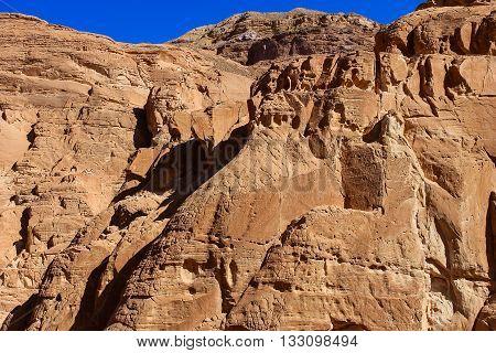 White Canyon Around Dahab