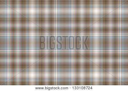 Illustration of white and brown checkered pattern