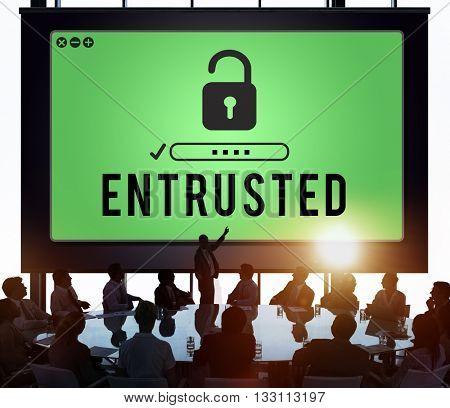 Entrusted Delegate Representative Responsibility Concept