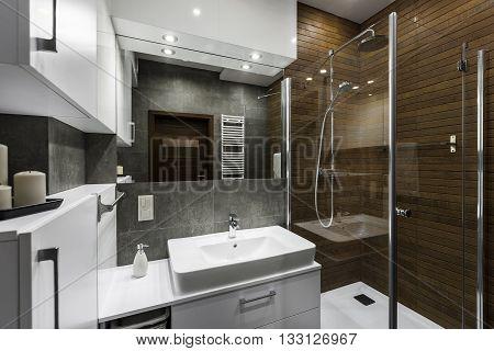 Stylish New Bathroom