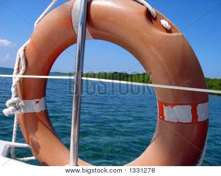 Yacht Life Buoy