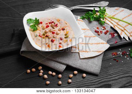 Hummus Food Photo