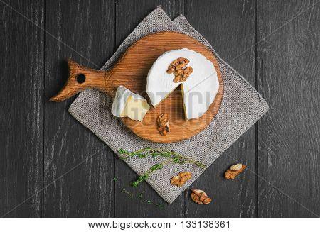 Camembert Food Photo