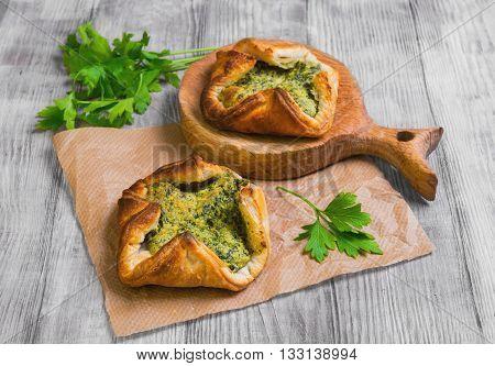 Fagottini Food Photo