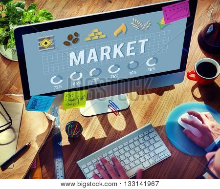 Market Consumer Customer Niche Product Target Concept