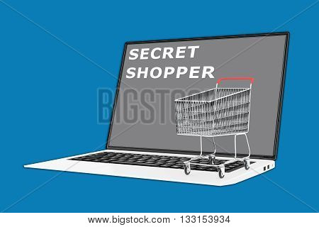 Secret Shopper Concept