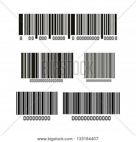 bars code design, vector illustration eps10 graphic
