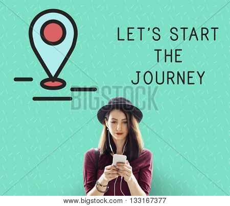 Journey Trip Travel Discover Explore Concept