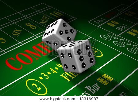 gamble-dice