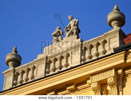 Szekesfehervar Roof
