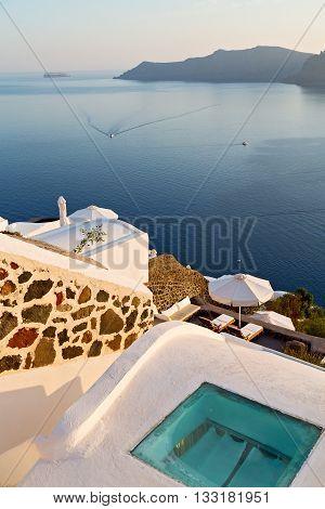 Sea  In Architecture     Cyclades