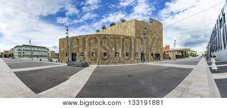 Famous Theater Grand Theatre De Provence