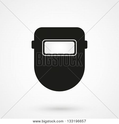 Protective Welding Goggles Iconin A Simple Style