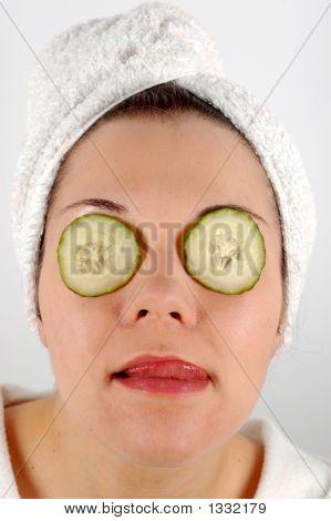 Cucumber Mask #3