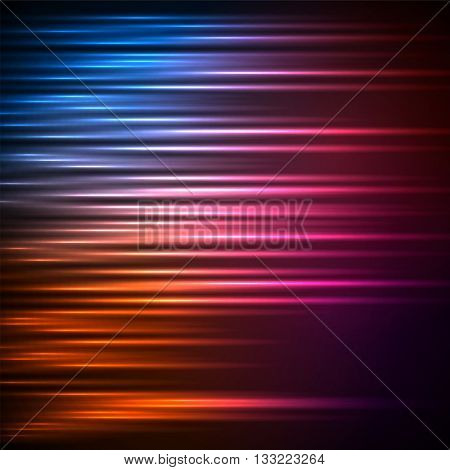 Abstract Graphic Design Background Light Blur Lines03
