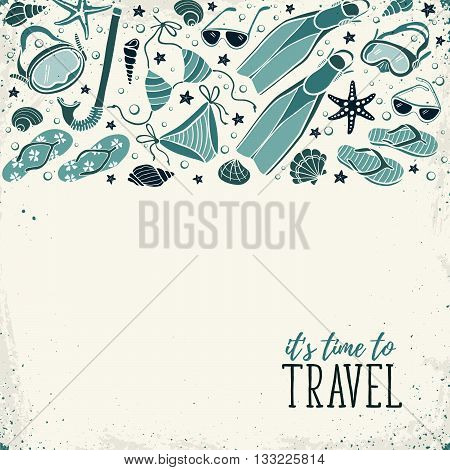 Travel Flayer Concept