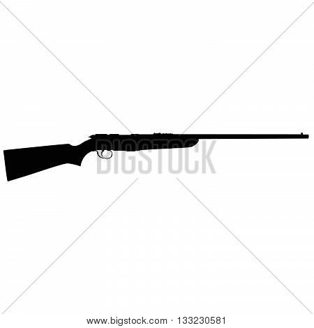 22 cal. small bore rifle for marksmanship events and target shooting