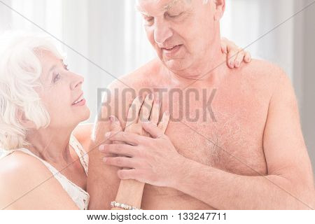 Intimacy And Older People