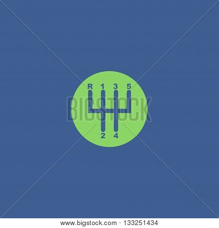 Manual Transmission Icon