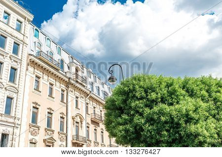 Saint Petersburg Houses