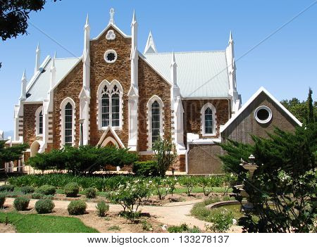 Church,Built In1880, Piketburg, Western Cape, South Africa 03