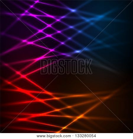 Abstract Graphic Design Background Light Blur Lines06